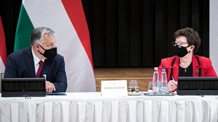 Újabb posztot kaphat Müller Cecília - A javaslattevő bizottság tagja lesz