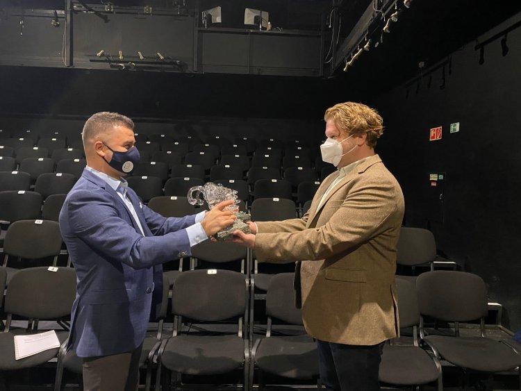 Újabb VIDOR díjakat adott át a Móricz Zsigmond Színház