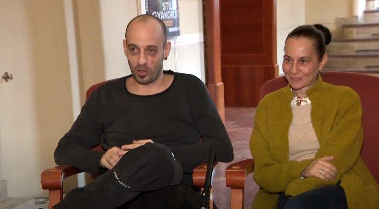 Interjú Kuthy Patríciával és Illyés Ákossal a Sziesztában