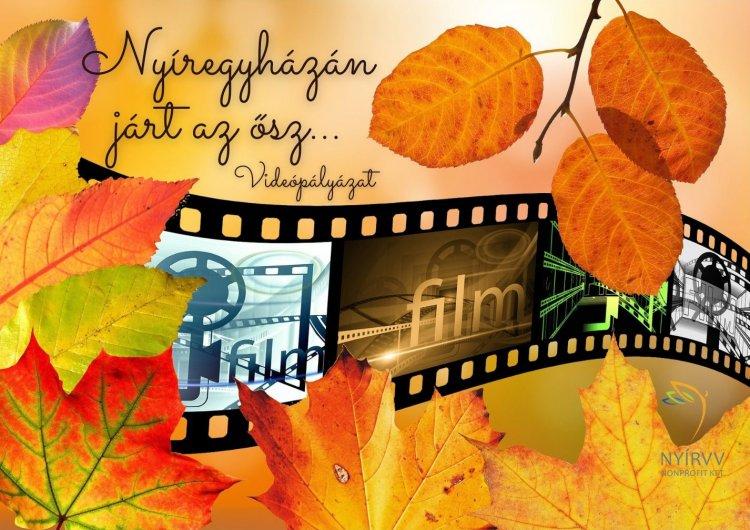 Nyíregyházán járt az ősz – Videópályázatot hirdet a NYÍRVV profiknak és amatőröknek is!