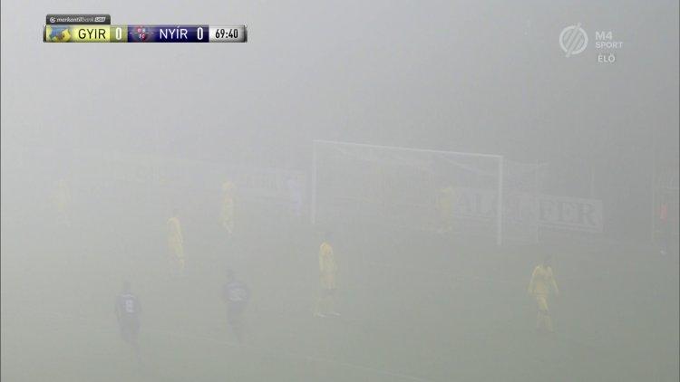Láthatatlan gól Gyirmóton - A Szpari kispadján is csak a gólörömöt hallották