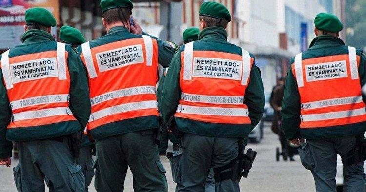 Nemzeti Adó- és Vámhivatal: a bevételt is bukták a csempészek