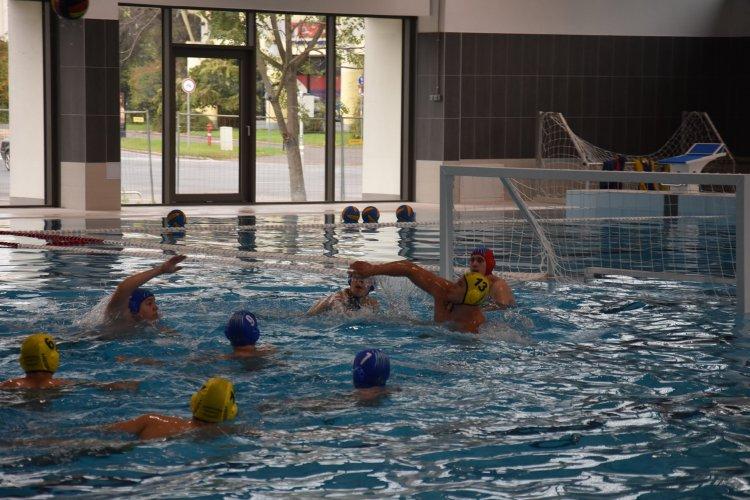 Aqua az Aqua ellen - Miskolcon egymás ellen játszottak a vízilabdások