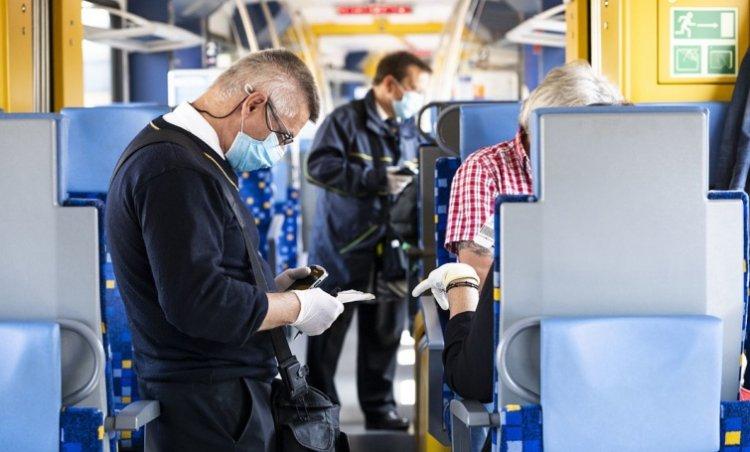 Kötelező a maszk a MÁV-csoport járművein, állomásain és megállóhelyein