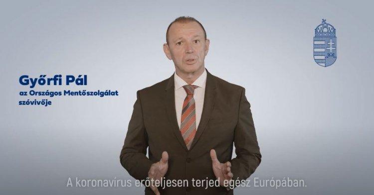 Győrfi Pál: Tartsuk be az új szabályokat és viseljünk továbbra is maszkot!