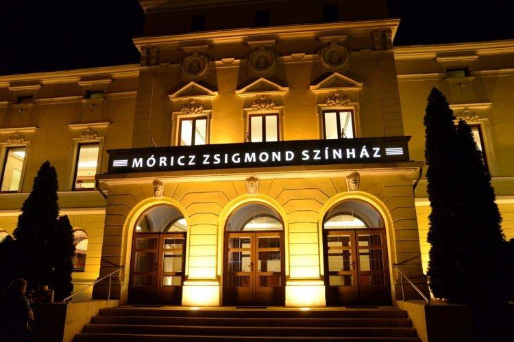 Bezárt a nyíregyházi Móricz Zsigmond Színház is