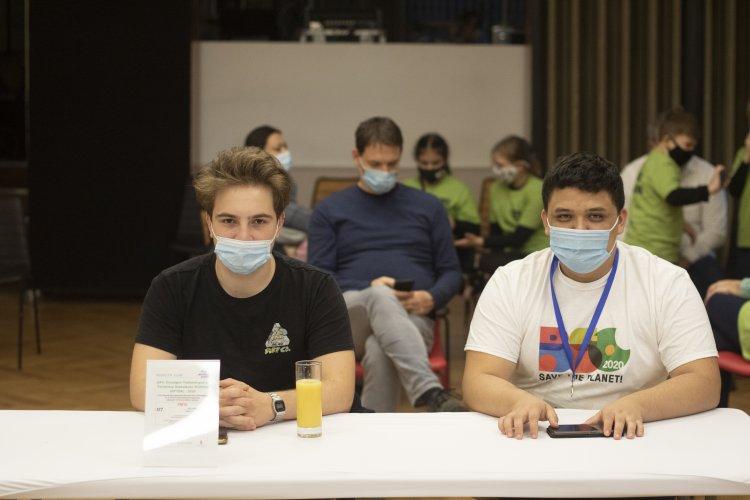 Újabb sikert ért el a nyíregyházi Bánkirobot Team! A PM 10 című munkájukkal másodikok lettek!