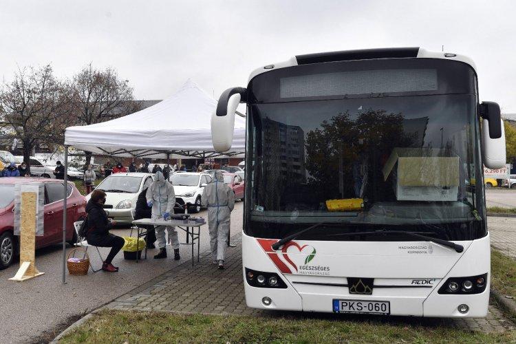 Szűrőbuszok vehetik le a terhet az egészségügyről