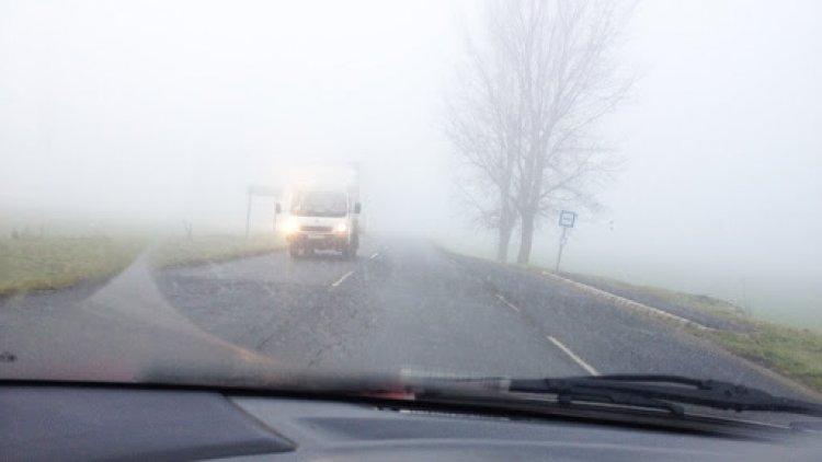 Jobb lesz ma inkább ki sem mozdulni otthonról - borult, ködös idő lesz