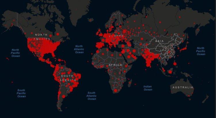 A fertőzöttek száma 53,8 millió, a halálos áldozatoké 1,3 millió a világon