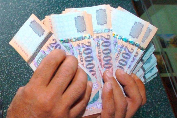 A válság ellenére nőtt a lakosság vagyona - közölte a Magyar Nemzeti Bank
