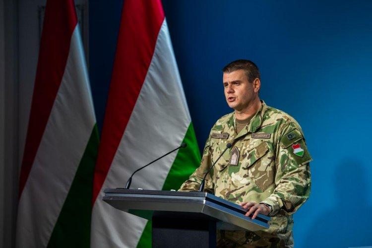 Operatív törzs: a katonák az ország működőképességének, az emberek biztonságának megőrzésé