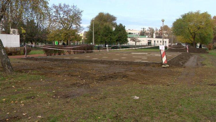 Kilenc új sportpark épül Nyíregyházán – A tervek szerint négy még idén elkészül