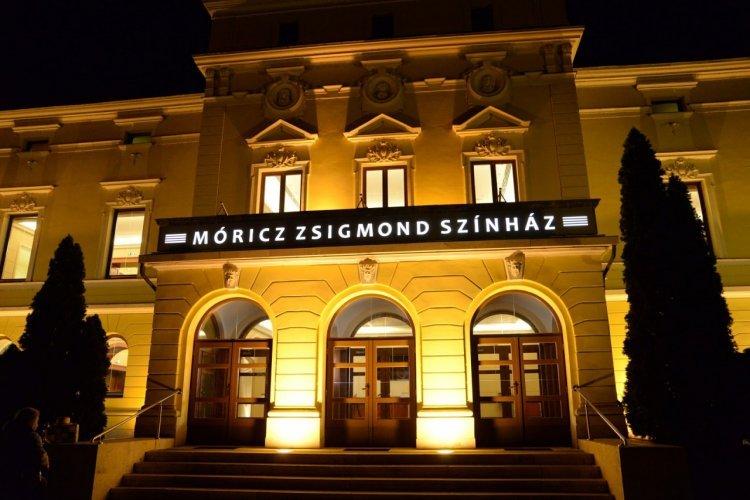 A Móricz Zsigmond Színház sajtóközleménye: ma ünnepli születésnapját Bárány Frigyes