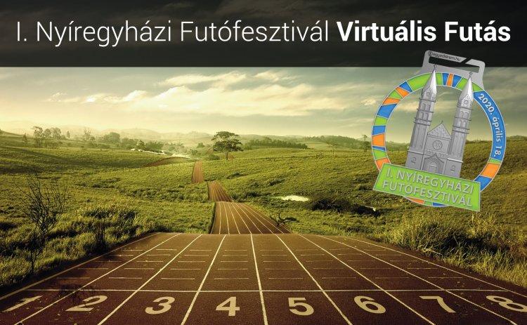 Virtuális Futóverseny Nyíregyházán - Több távra lehet nevezni
