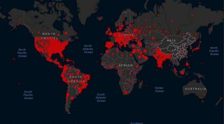 A fertőzöttek száma már több mint 56,2 millió világszerte