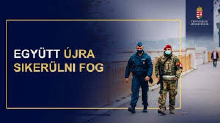 Együtt újra sikerülni fog! – A Magyar Honvédség összefoglaló videója