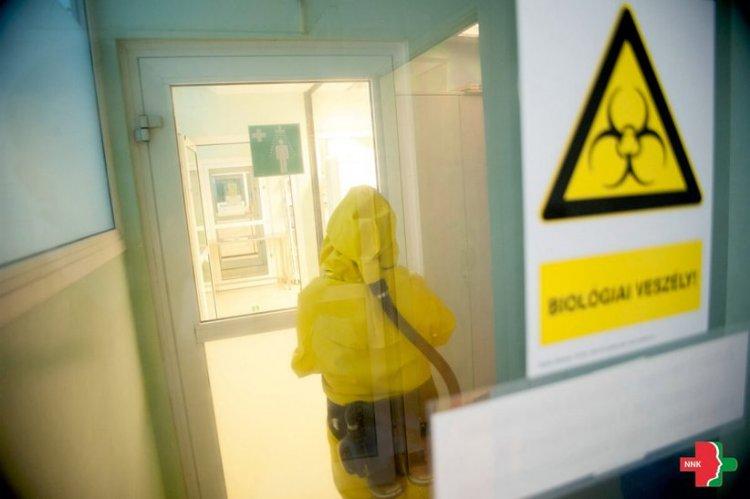 47. hét - öt városban emelkedett a szennyvízben a koronavírus örökítőanyagának mennyisége