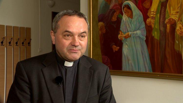 Nyíregyházáról indul Pécs új püspöke: Felföldi Lászlót nevezte ki a szentatya