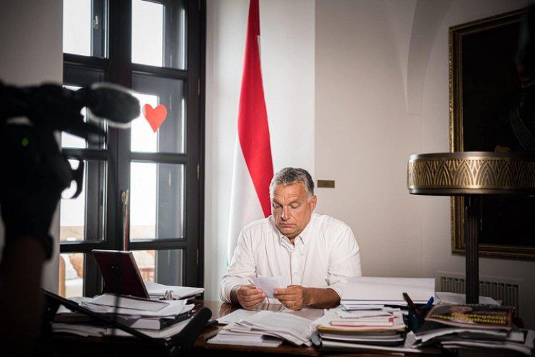 Orbán Viktor: ez az év bebizonyította, hogy mi, magyarok valóban összetartozunk