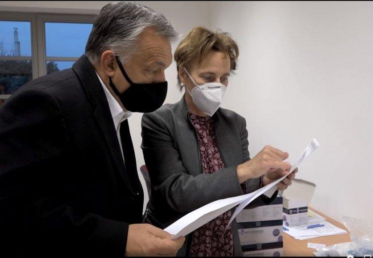 Orbán Viktor: fegyelmezetten zajlik a pedagógusok tesztelése