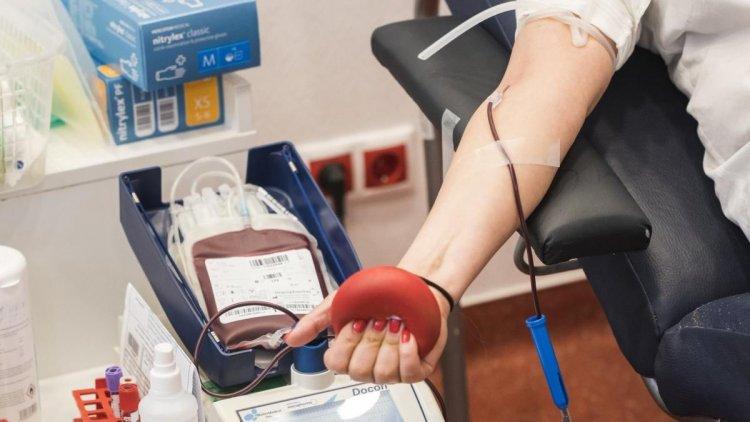 Nemzeti Népegészségügyi Központ : Fontos szerepük van a véradóknak!