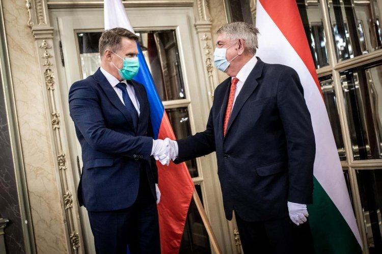 Magyarország és Oroszország tovább erősíti az együttműködést az egészségügy fejlesztésében