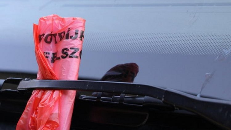 Szabálytalan parkolás – Jelentős a büntetések összege