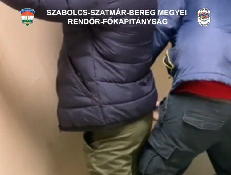 Testvére adataival próbálta leplezni személyazonosságát – A nyíregyházi rendőrök elfogták
