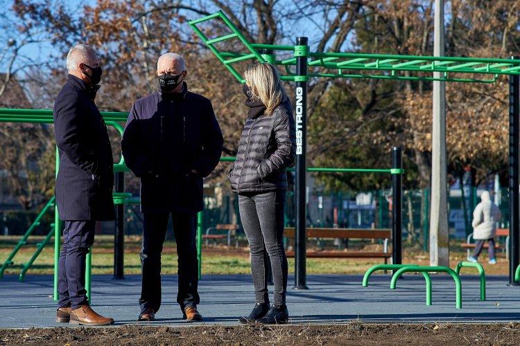 Nemzeti Szabadidős- Egészség és Sportpark Program: kilenc új sportpark épül Nyíregyházán