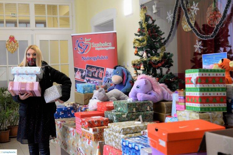 Befejeződött a gyűjtés – Rengeteg adomány érkezett a Szabolcs Néptánc Egyesülethez