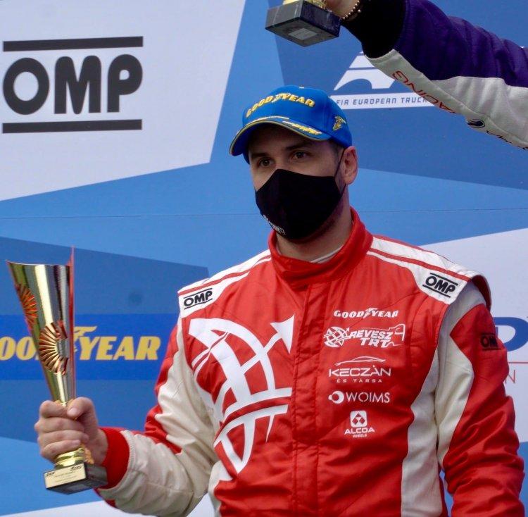 Kiss Norbert az év autóversenyzője Magyarországon az egyik szaklap listája alapján