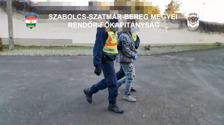 Megyei Rendőr-főkapitányság: négy elfogás egy reggel