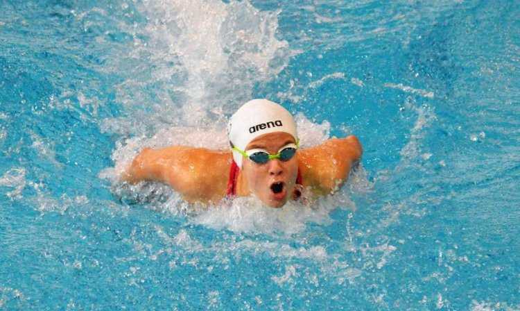 Negyedik helyen a mix váltó az úszók országos bajnokságán - több nyíregyházi is a döntőben