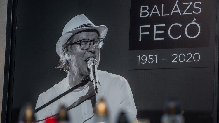 Végső búcsút vettek Balázs Fecótól - Hatvankilenc éves korában hunyt el