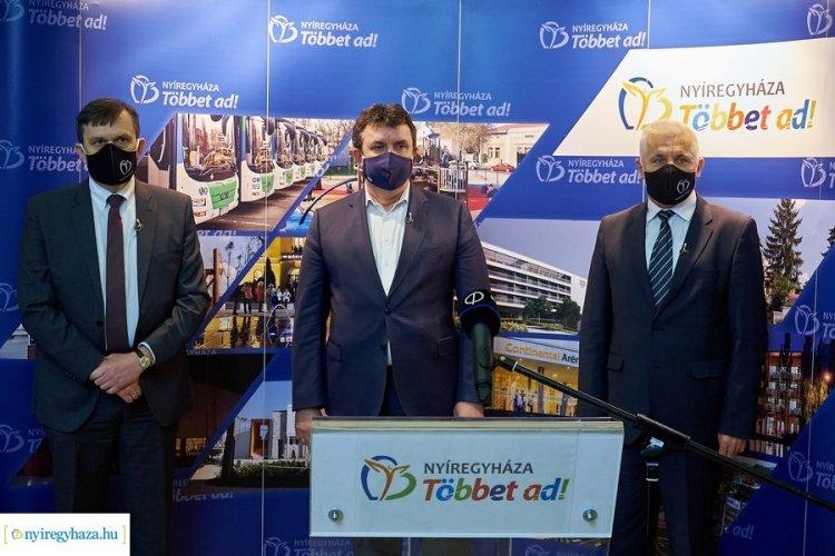 Miniszteri bejelentés –  Mérföldkőhöz érkezett a Nyíregyházát is érintő gazdaságfejlesztés