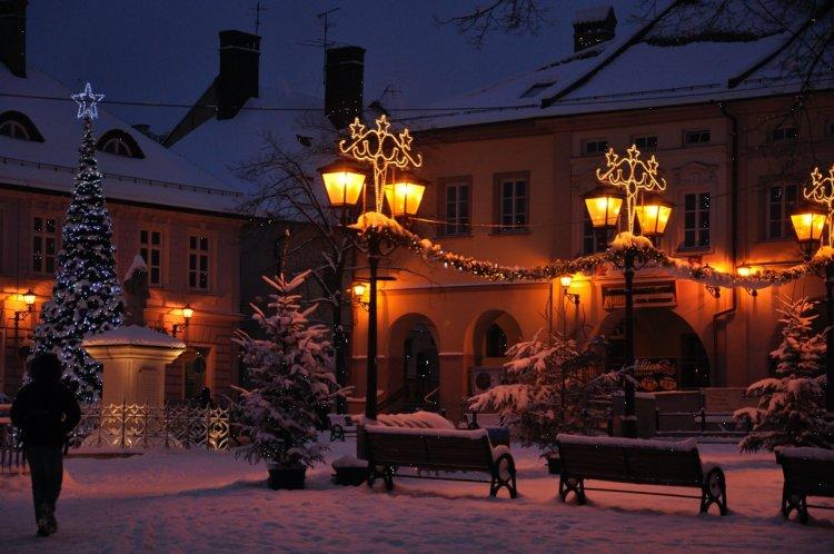 Karácsonyi hagyományok Lengyelországban és Bielsko-Białában