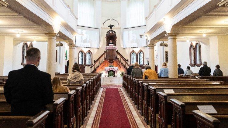Megnyílnak a református templomok az adventi időszakban