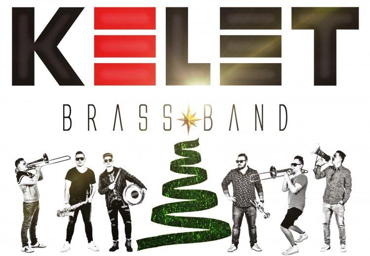 Ajándékkal készül a nyírségi kötődésű Kelet Brass Band – A meglepi december 24-én érkezik
