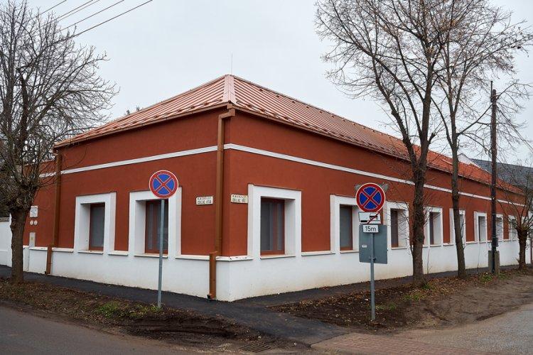 Nyíregyháza első óvodájából modern egészségügyi központ