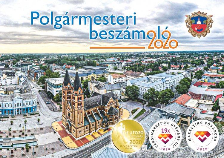Polgármesteri beszámoló 2020 – Minden nyíregyházi postaládájába megérkezik a napokban