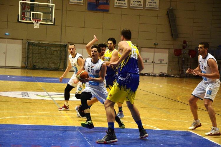 Győzelem Nagykőrösön - Idegenben nyert a Hübner Nyíregyháza BS a bajnokságban