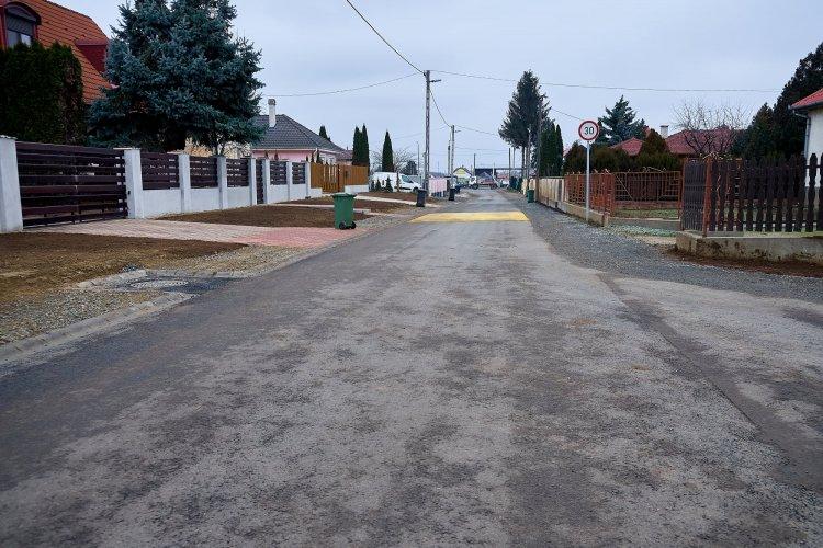 Elindult az ötmilliárdos, kormányzati útfelújítási program első szakasza Nyíregyházán