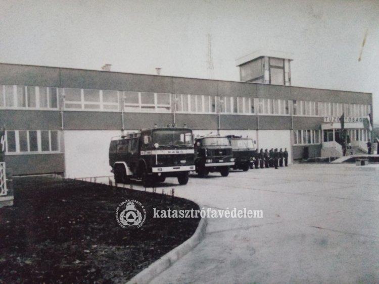 Záhonyi centenárium – Gondolták volna, hogy idén lett 150 éves a magyar tűzoltóság?!
