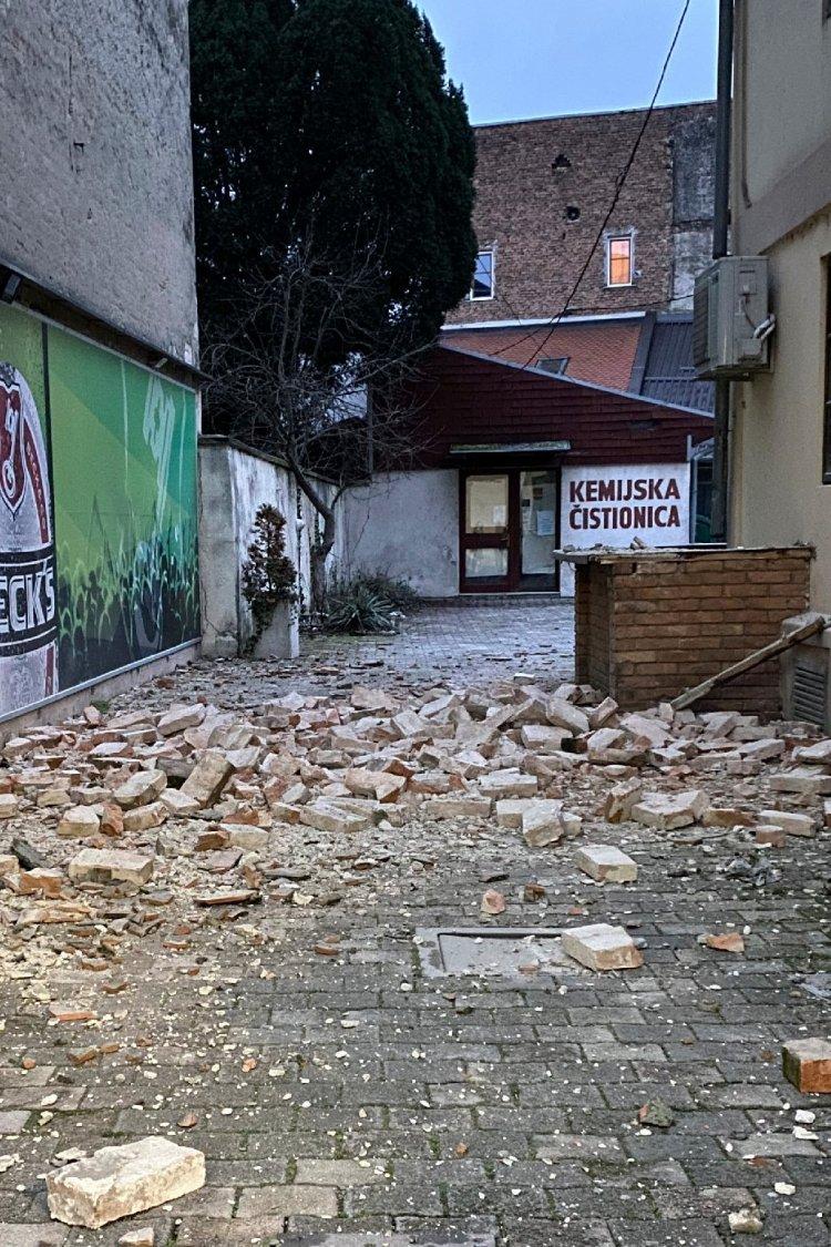 Földrengés volt Magyarországon, még a csillárok is kilengtek