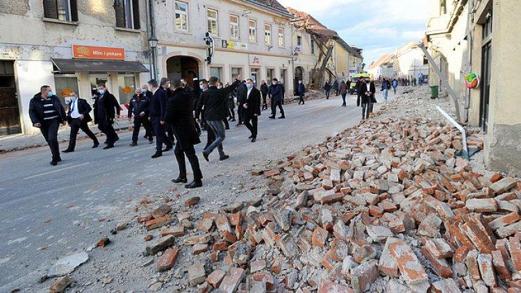 Károsult a földrengésben? Nem árt sietni a bejelentéssel