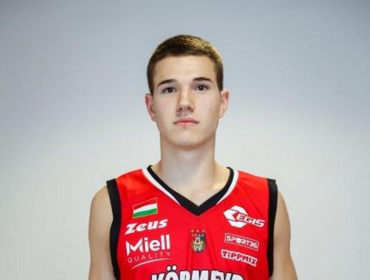 Tehetséges játékossal erősíti keretét a Hübner Nyíregyháza BS kosárlabda együttese