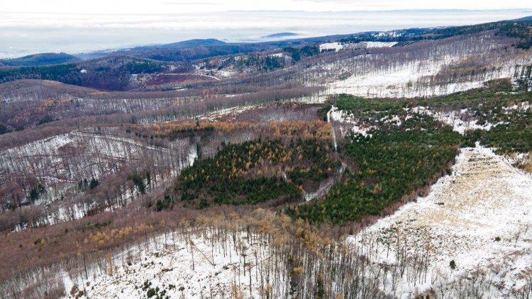 Országos Meteorológiai Szolgálat : csak a hegyekben láthatunk havat