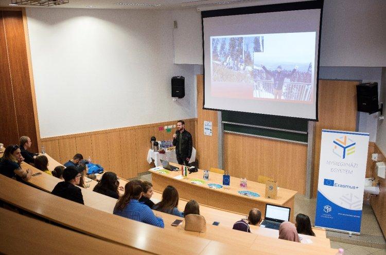 Nyári egyetemet szervez külföldiek részére a Nyíregyházi Egyetem