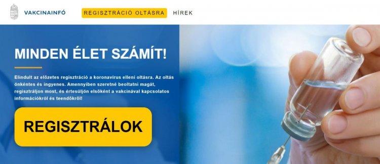Dömötör: már több mint egy millióan regisztráltak a koronavírus elleni oltásra
